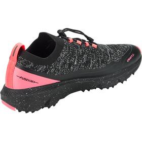 Craft Nordic Fuseknit Schoenen Dames, zwart/roze